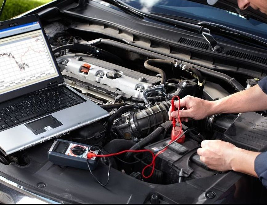 Computerized Car Diagnostics