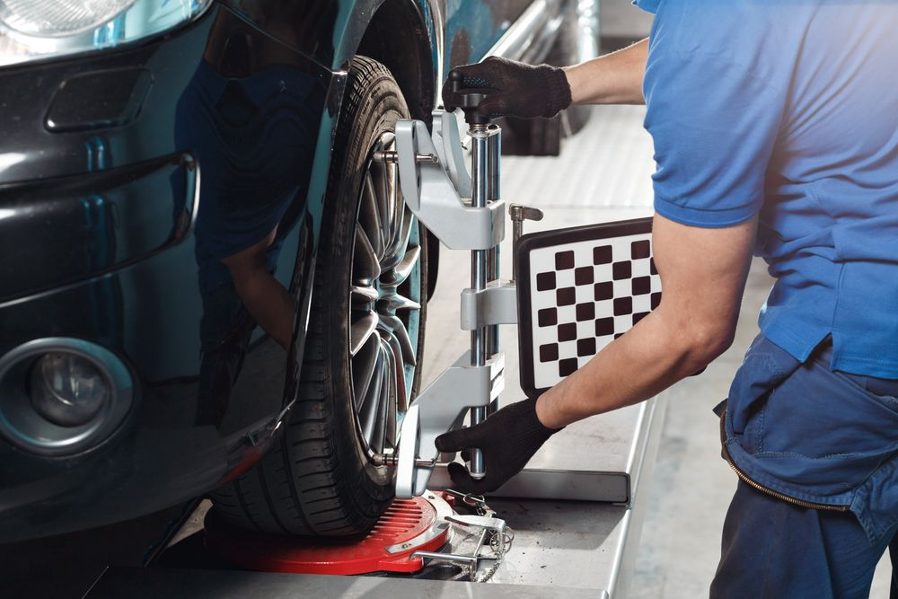 Tyre Alignment